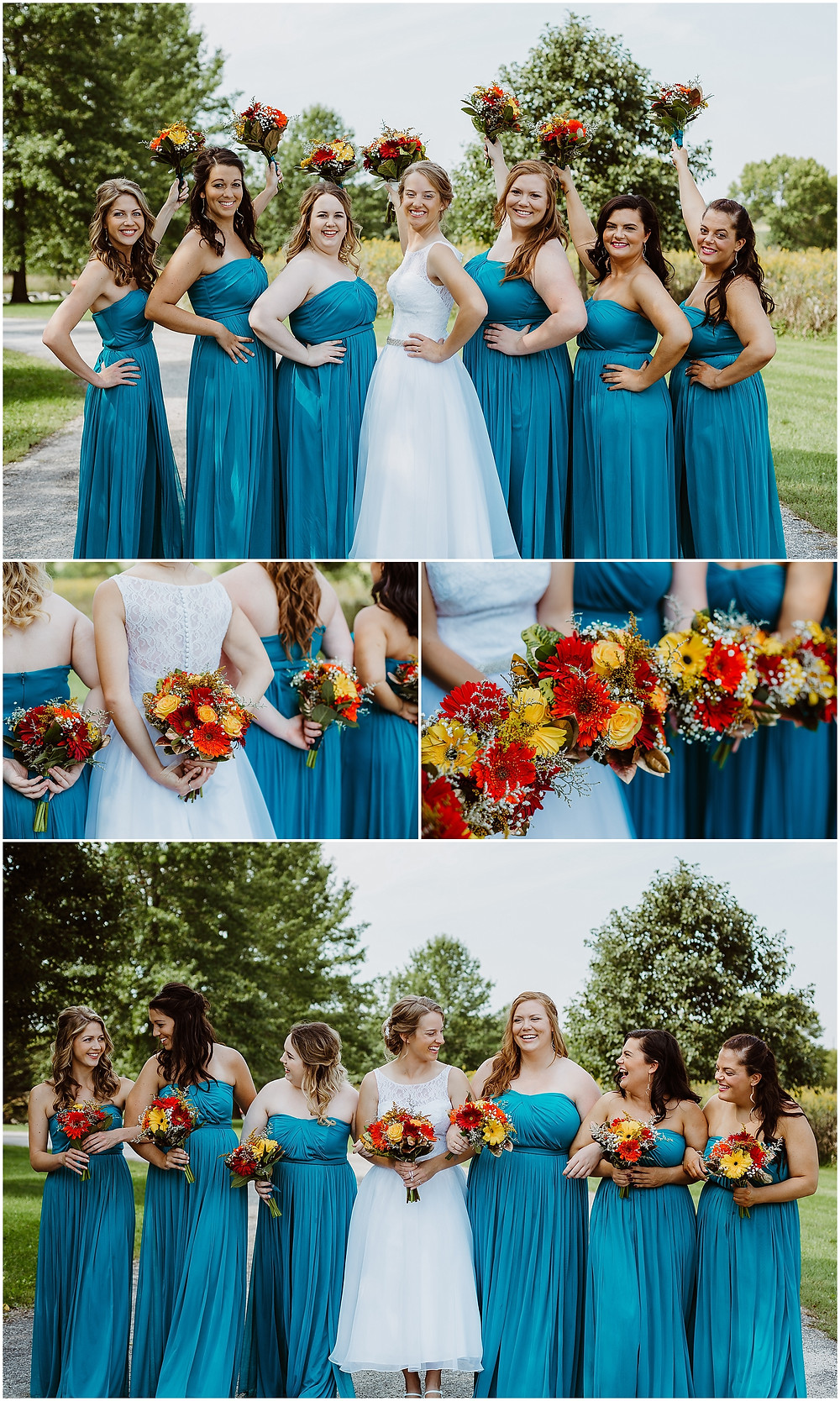 Squaw Creek Summer Wedding