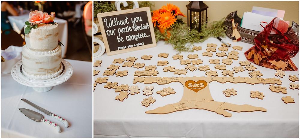Squaw Creek Fall Wedding
