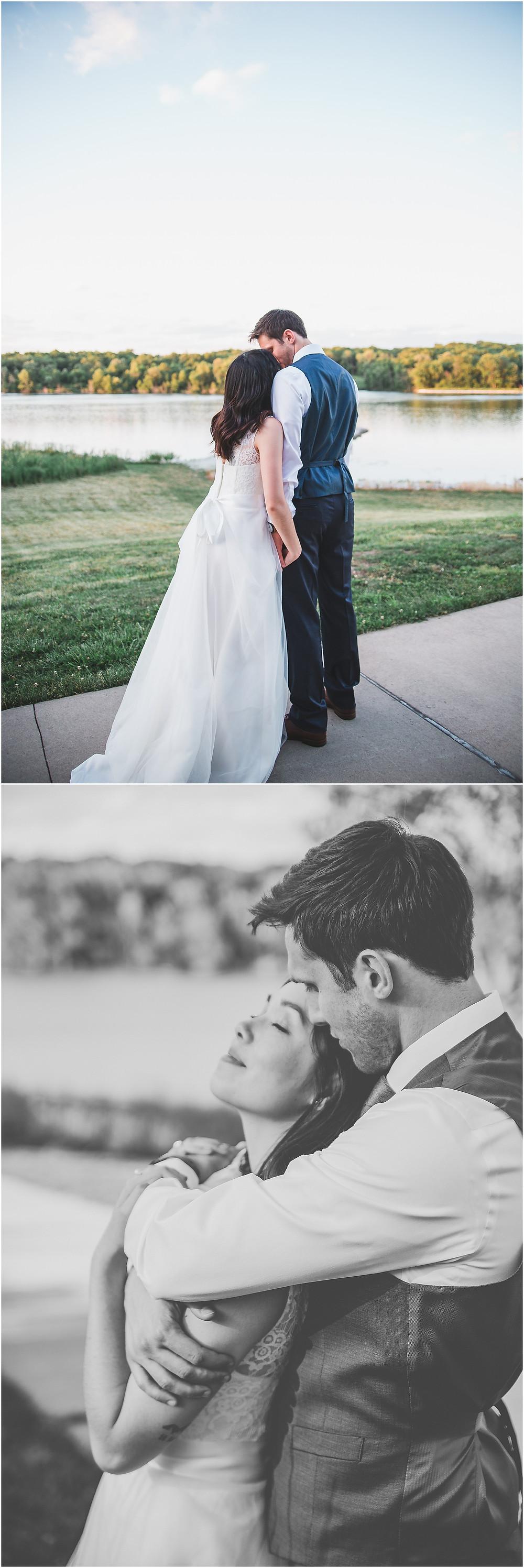 Iowa Wedding Lake Darling