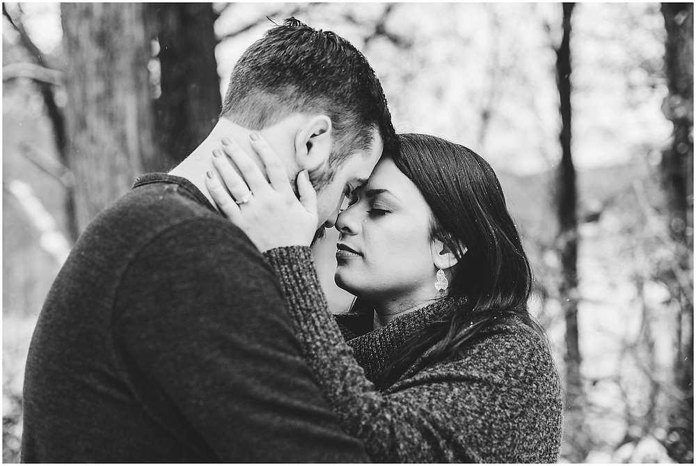 Lake MacBride Engagements Solon