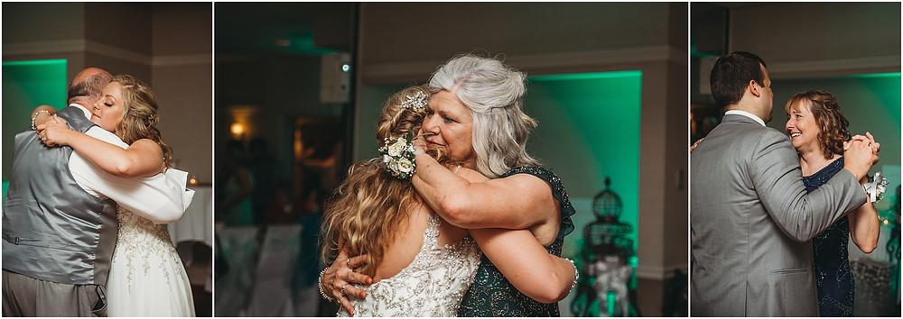 Davenport Wedding Bestwestern first dances