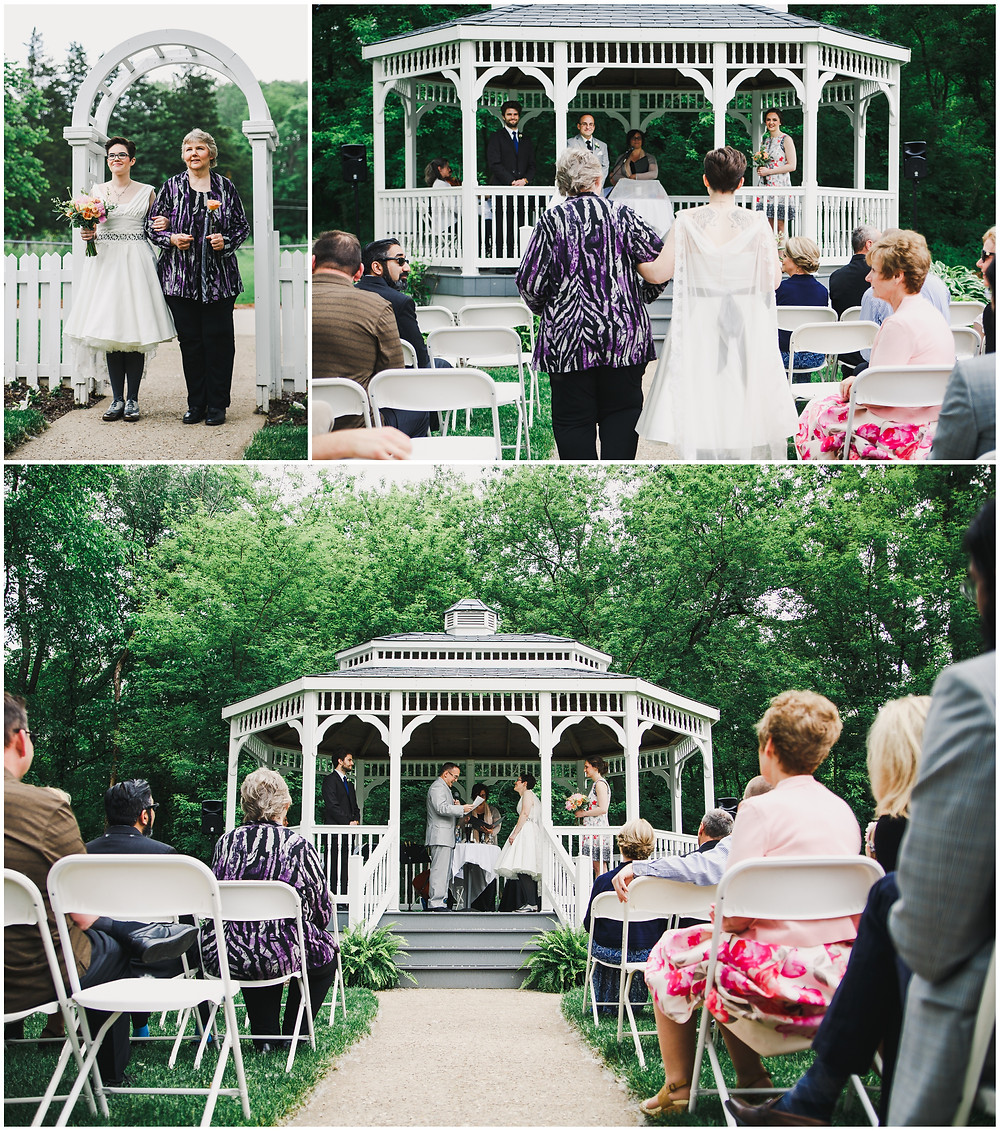 wedding gazebo cedar rapids