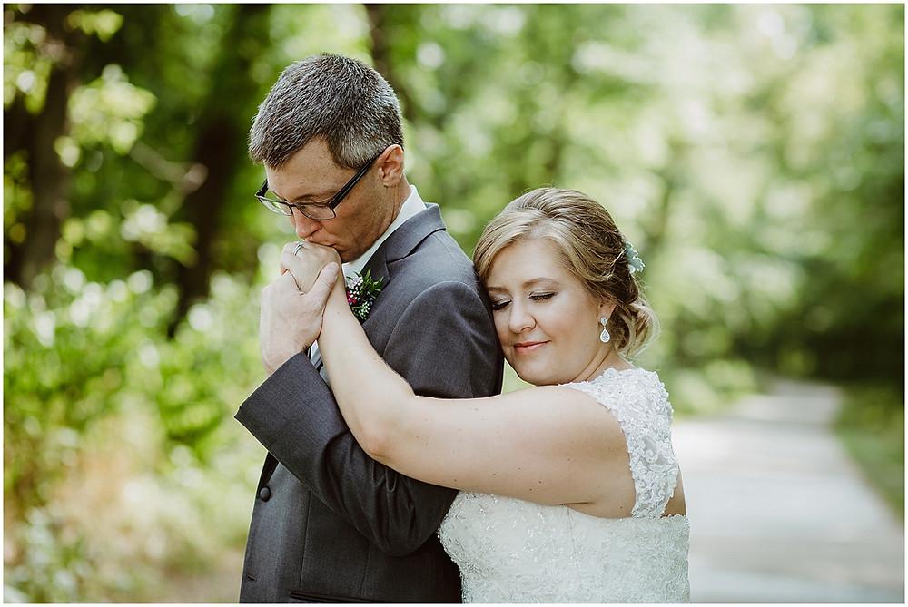 Iowa City Wedding Terry Trueblood
