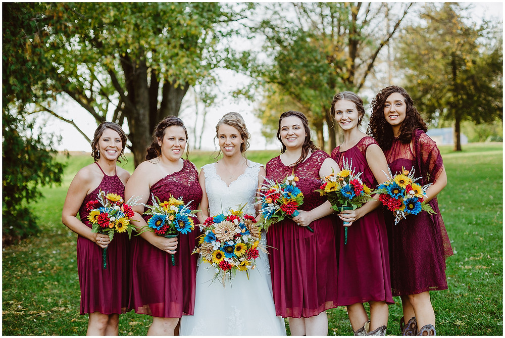 Iowa Wedding Photographer