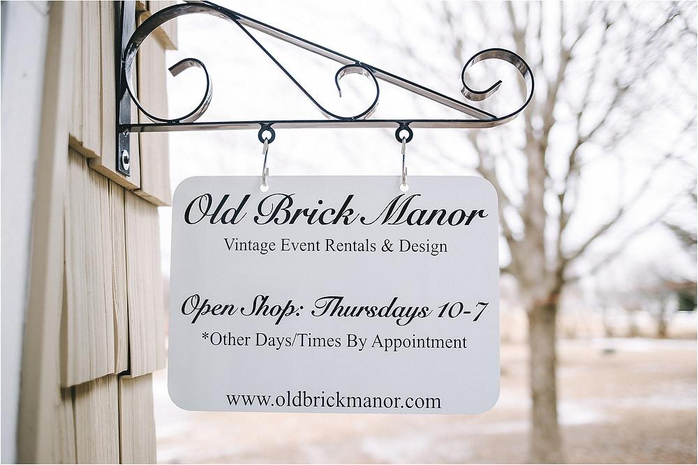 Old Brick Manor Mount Vernon rentals