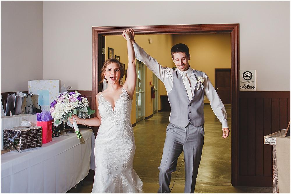 Grand Entrance Bride Groom