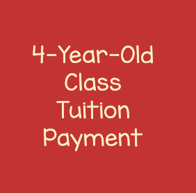4 Year Old March 2020 Tuition Payment (19/20 school year)