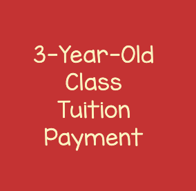 3 Year Old March Tuition Payment (19/20 School year)