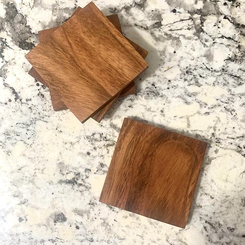 Coasters/Jatoba