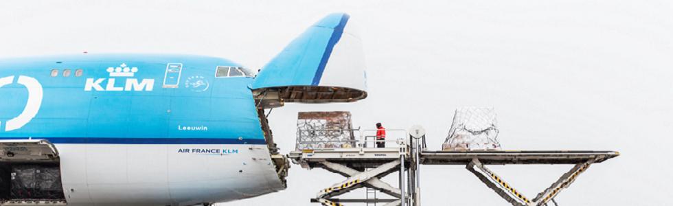Air freight in Lagos
