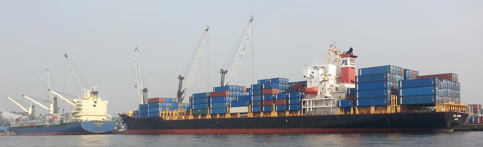 Ocean freight Lagos Nigeria
