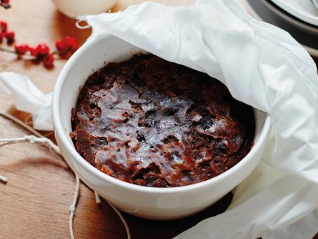 Spécial Noël - Le plum pudding