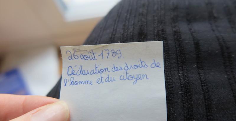 1949 — mercredi 3 février 2021 — Felicia étudie la Révolution française
