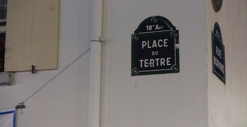 Devinette à Montmartre