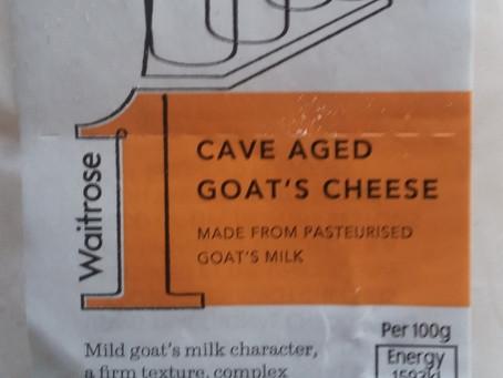 [Cheese] Fromage de chèvre en anglais