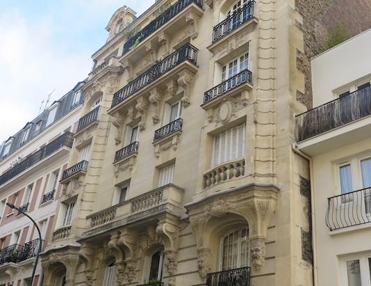 1947 — vendredi 29 janvier 2021 — Immeuble de Monsieur Oradour, 6 rue du Tintoret à Asnières