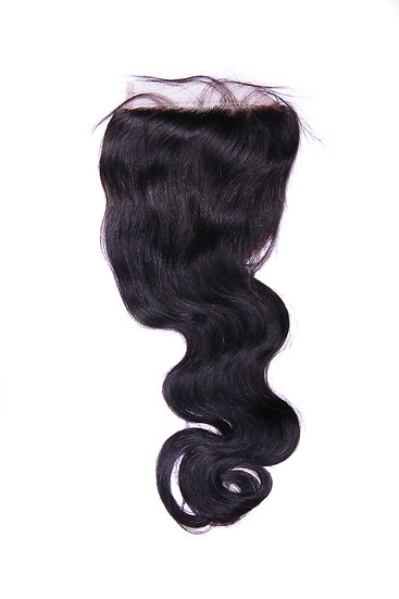 BRAZILIAN MINK STRAIGHT LACE CLOSURE