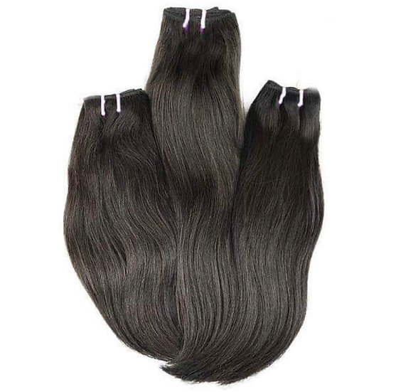 INDIAN STRAIGHT BUNDLES UNPROCESSED