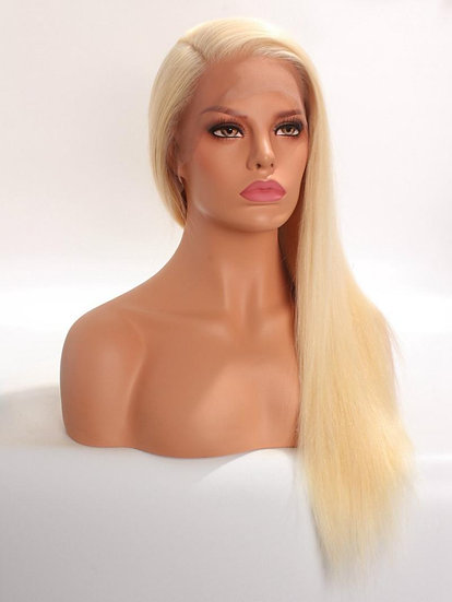 Full Lace Wig Blonde 150%