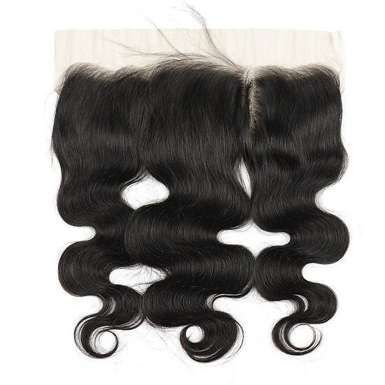 BODY WAVE 13X4 SWISS LACE FRONTAL