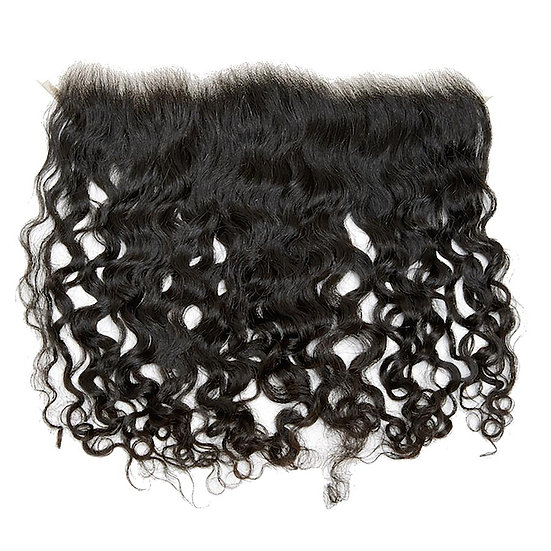 INDIAN CURLY LACE FRONTAL UNPROCESSED