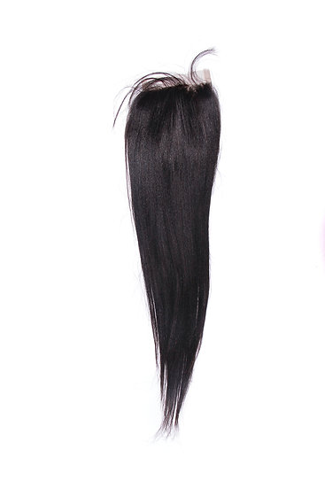 Raw Virgin Indian Natural Straight Lace Closure