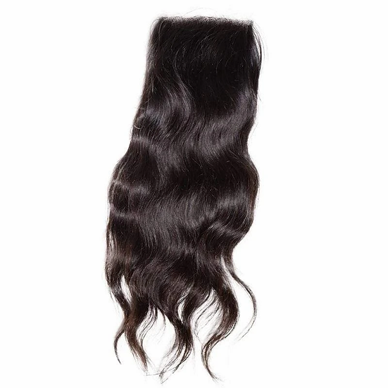 INDIAN STRAIGHT LACE CLOSURE UNPROCESSED