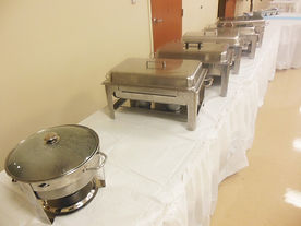 08 Christian Life Center (Buffet Set-Up)