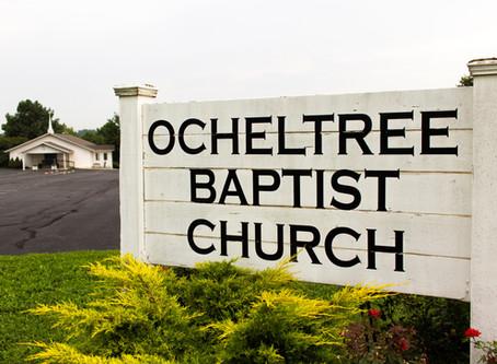 Ocheltree Midweek Devotion
