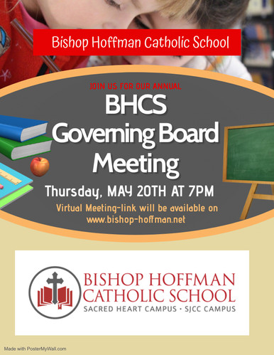 2021 Governing Board Meeting
