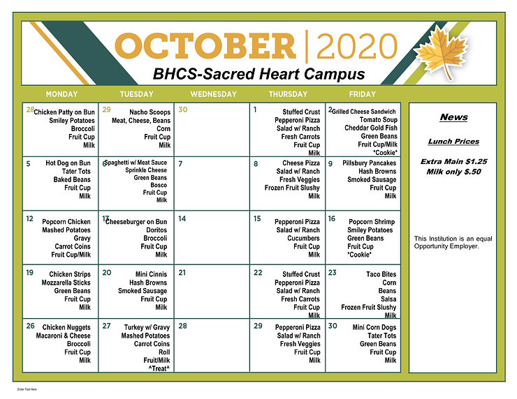 October Sacred Heart Menu 2020.jpg