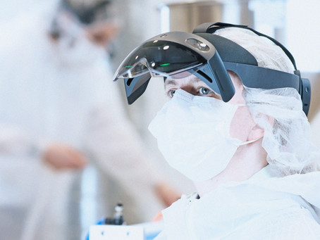 Pharma Manufacturing Whitepaper: Augmented Reality as the future interface for MES systems
