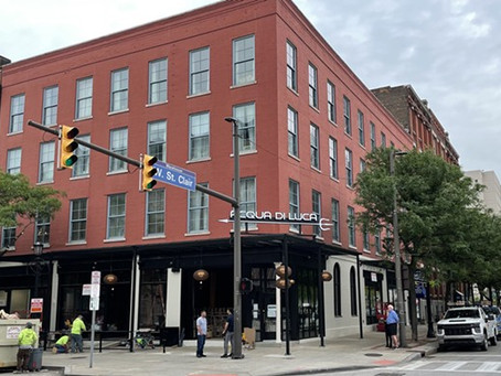 First Look: Acqua di Luca, Opening in the Warehouse District in Mid-June