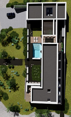 Modern Villa KV architecture