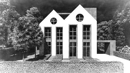 Classic Villa KV architecture