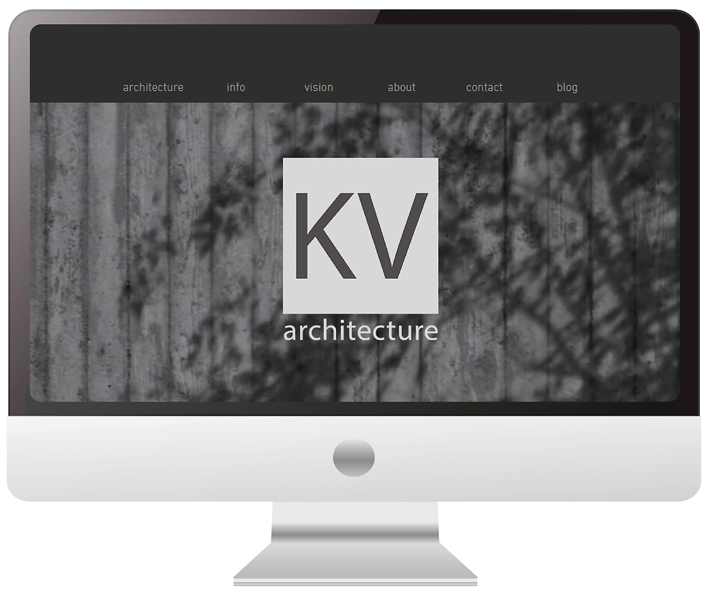 NEW WEBSITE KV architecture