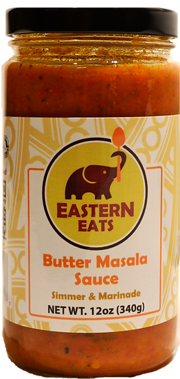 Butter Masala - 12 Pack