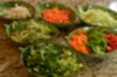 Eastern Eats Fresh Ingredients