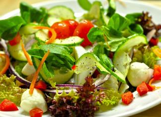 Najbolje salate s plodovima mora