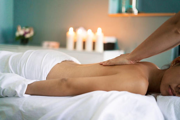 Anticelulitna i terapijska masaža tijela