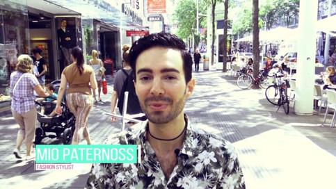 Fashion Vlog für das Weekend Magazin