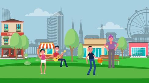 Erklärvideo für die Wiener Stadtentwicklung