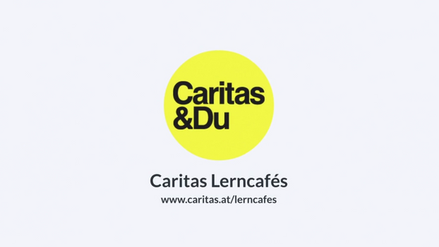 Imagevideo für Lerncafes der Caritas