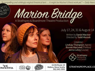 Marion Bridge: A Strathspey and Boardmore Theatre Production