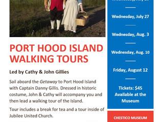 Port Hood Island Walking Tours