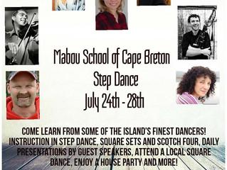 2017 Mabou School of Cape Breton Step Dance