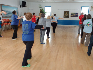 Tai Chi Cape Breton Spring Workshop