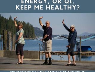 Tai Chi Wellness Series