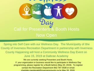 Inverness County Wellness Fair - 2019