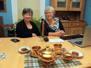 Tunes and Wooden Spoons with Mary Janet MacDonald